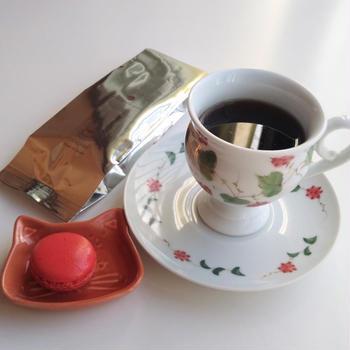 コーヒーのように見えるけど実は・・ TOMO玄神(テトラバッグタイプ)
