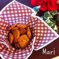 さくさく♡香ばしい♡黒糖クッキー by Mariさん
