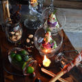 紫芋とじゃがいもの二層ツリーポテトと うわー!ダメだーぁだった写真の話し by 青山 金魚さん
