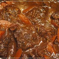 ☆牛肉の赤ワイン煮☆ by Anne -アンネ-さん