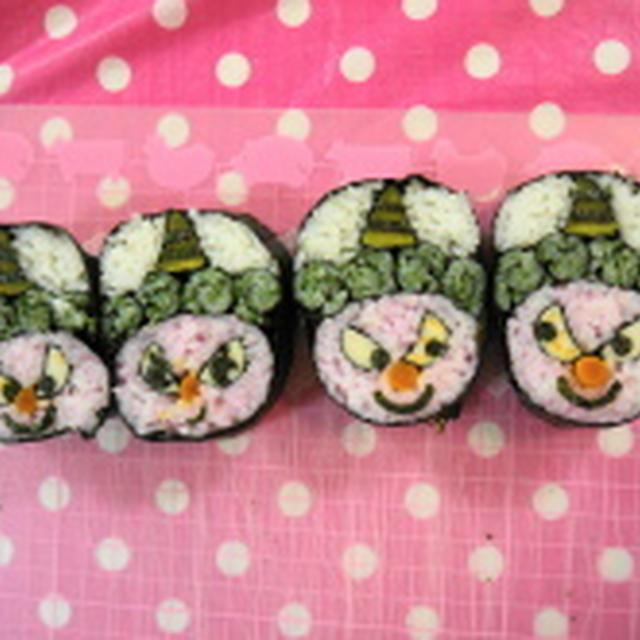 ☆四日市で飾り巻き寿司レッスン♪☆
