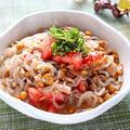 ツナと納豆のしらたき混ぜそうめん【時短簡単でダイエットに】|レシピ・作り方