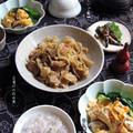【やさしいご飯】古漬けの油炒め煮 by peguさん