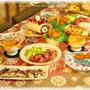 家族で過ごすクリスマスの食卓2013