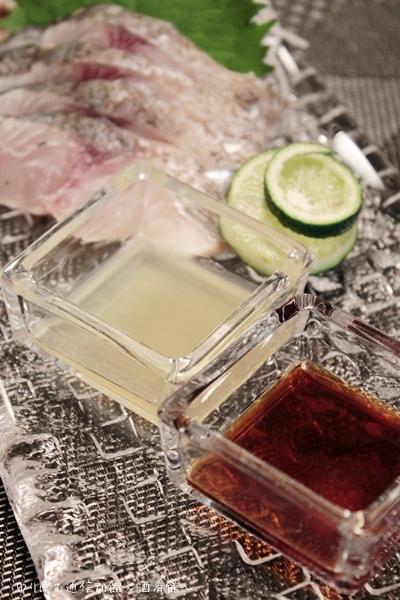 自家製ポン酢醤油と塩ポン酢で鰆のタタキ~塩ポン酢レシピ。