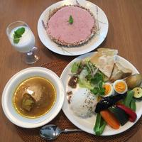 Sunday Cooking~♪ スープカレーです♡