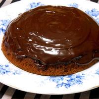 おうちバレンタイン、レンジで簡単!HMで作るチョコミントケーキ