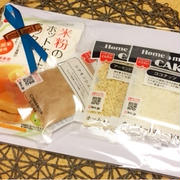 共立食品の米粉のホットケーキ