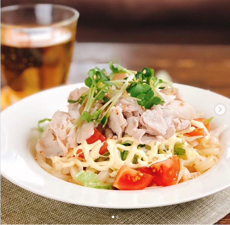 暑い日にツルンと食べたい麺!「#冷やし〇〇」始めませんか?