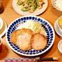 ハムカツ&味噌ラーメン定食【食べ物の恨みが恐ろしい日記】