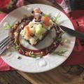 料理教室☆きまぐれランチ♪野菜ごろごろミートローフ
