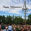 ストックホルムで夏至祭を祝う!