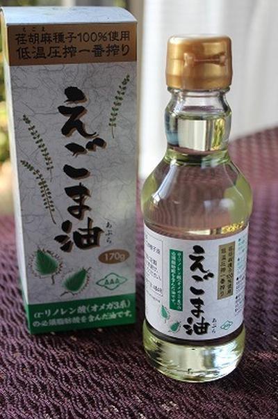 えごま油のおすすめ人気ランキングTOP3・口コミ・種類
