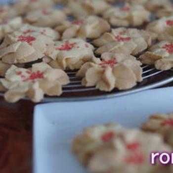 しぼり出しクッキー