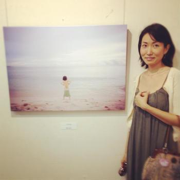 7週4日、神奈川県美術展で写真作品が入選しました♪