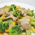 夏バテ知らず~豚肉とブロッコリーのマヨネーズ炒め♪ by ei-recipeさん