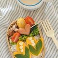 【連載】レシピブログ「すずらんのお弁当」