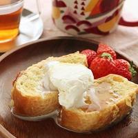 【レシピブログモニター】バニラ香る、時短フレンチトースト(ココナッツオイルで)