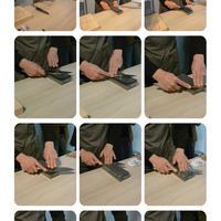 ツヴィリング(ZWILLING) シャープニングセミナーinレシピブログ参加レポート☆ -中編- 包丁研ぎの実演と実習