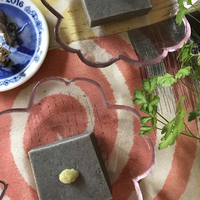 胡麻豆腐で春の和食 ~レシピつき~