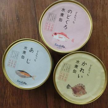 のどぐろ水煮缶☆簡単いなり寿司