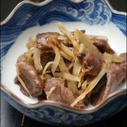 お弁当シーズン♪ 「牛肉とごぼうの当座煮のレシピ。」