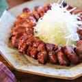《レシピ動画》♡漬けて焼くだけ!本格焼豚♡【#簡単レシピ#チャーシュー#かたまり肉#YouTube】