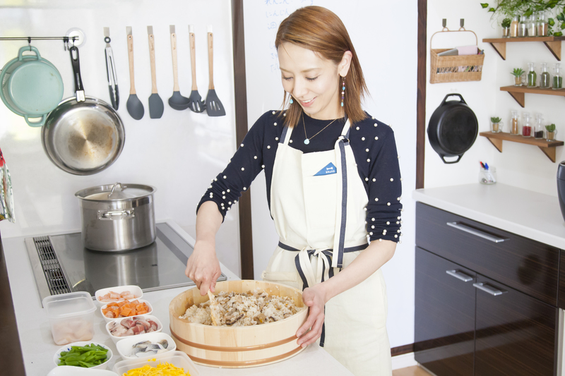 ちらし寿司で使うこの木桶の名前、ご存じですか?~松山絵美さんのお気に入り
