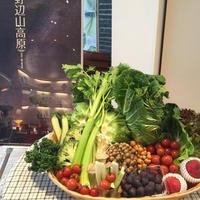 信州高原野菜で食育塾のイベントに参加してきました^ ^