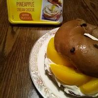 幸せに薫るベーグル・サンド:アーラ  クリームチーズ