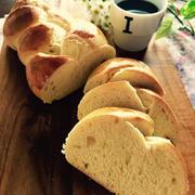 メープルの三つ編みパン♪