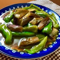 夏になったら食べたい♡なすとピーマンの煮浸しレシピ(*^^*)
