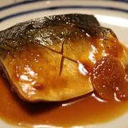 サバの味噌煮 と 豆腐の利休煮