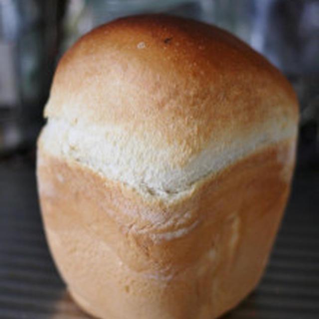 レシピブログ「くらしのアンテナ」掲載![HB]基本の食パン