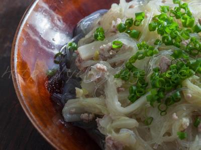 >白菜と春雨の煮込み by ゆりりさん
