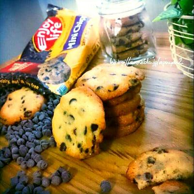ステラおばさん風チョコチップクッキー