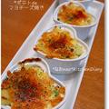 三色丼&ポテトdeマヨチーズ焼き~つくれぽのご紹介♪