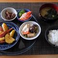 暖かくなったけど霞んでるのは・・・高野豆腐としいたけの玉子とじ煮♪・・♪ by みなづきさん