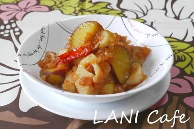トマト塩麹の根菜ラタトゥイユ