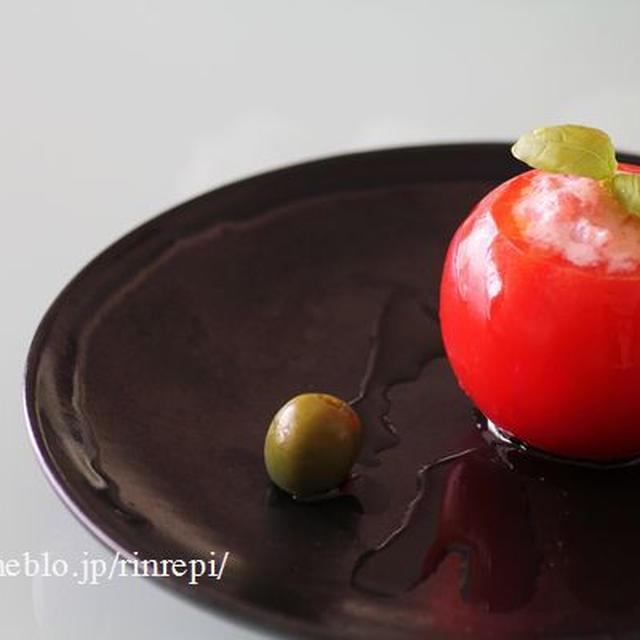 トマトリコッタサラダ