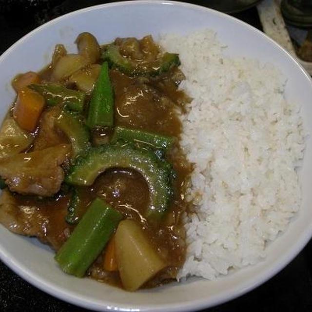 ○[圧力鍋]夏野菜カレー