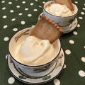 材料3つ!混ぜて冷やして「ココナッツクリームのアイス」。 by イェジンさん