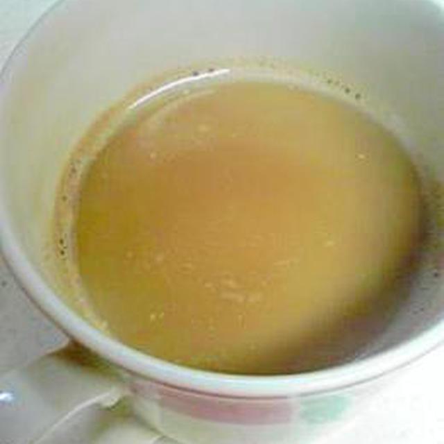 つくったよレポートで注目のレシピ☆スキムミルクdeミルクコーヒー