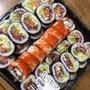 ☆キラキラ巻き寿司☆
