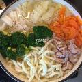 年越し蕎麦にも!洋風うどんすき by TOMO(柴犬プリン)さん