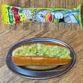 【駄菓子アレンジレシピ111 うまい棒サンド〜のり塩味で】