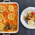 #094 小鰯のエスカベッシュ レモンの酸味を効かせて「瀬戸内の季節の美味しい食材❗️」