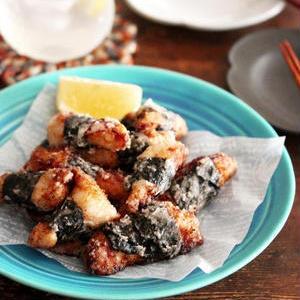 海苔の風味で食欲アップ!「鶏むね肉の磯辺揚げ」レシピ