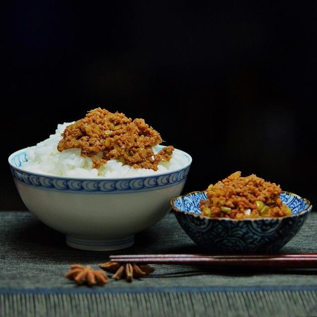 【ごはんのおとも】中華な肉味噌