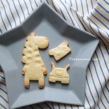 きりんクッキー型